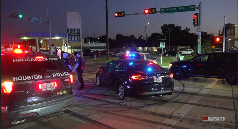 Slab Sunday, a celebration of exotic cars and hip hop music, ended in multiple arrests Sunday, according to Houston Police Department.