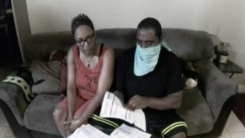 Spencer Solves It: Houston couple gifted $3,000 to bills during COVID-19 pandemic