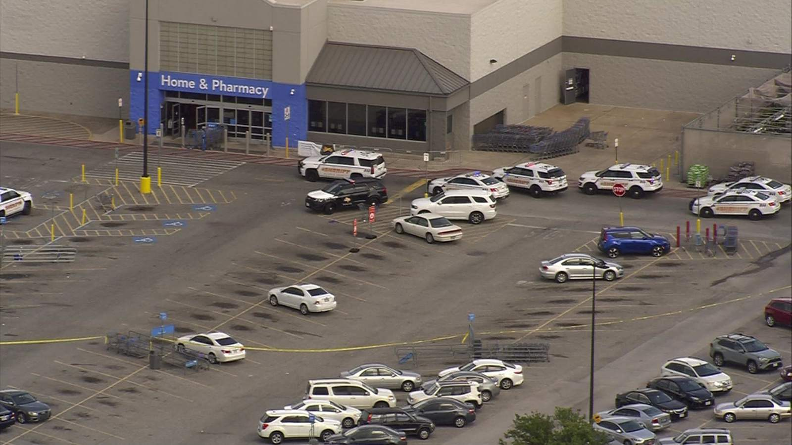 Physical Altercation At Northwest Harris County Walmart Leads To False Reports Of Gunfire Officials Say