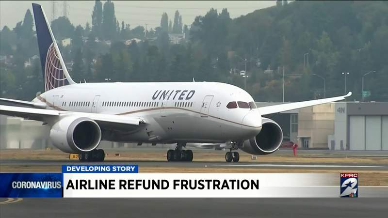 Houston residents shares airline refund frustration