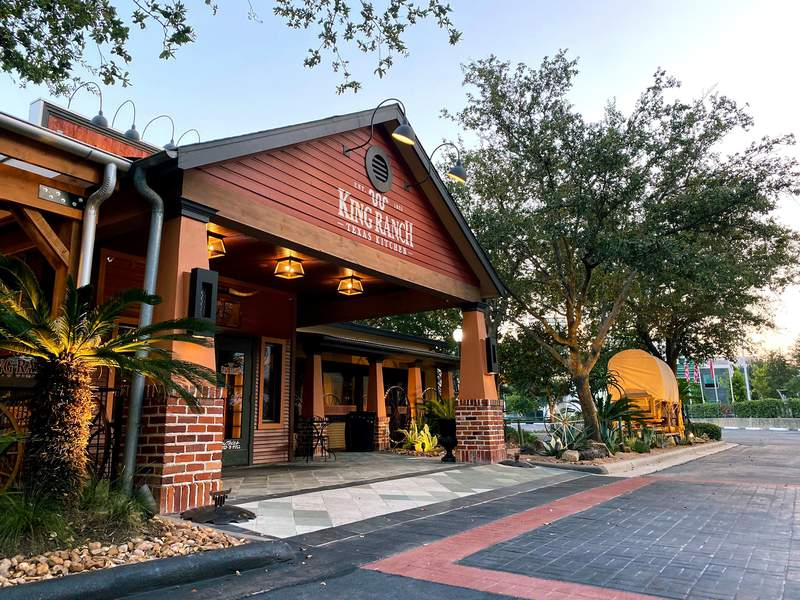 King Ranch Texas Kitchen is a southern-style steakhouse by the Tilman Fertitta family and the King Ranch family.