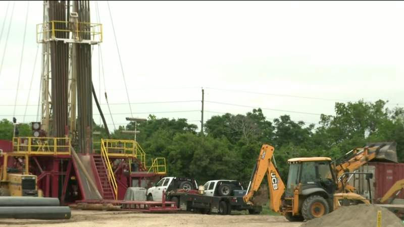 Families fed up with sound of nonstop drilling