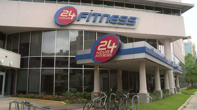 The 24-Hour Fitness in Rice Village. (KPRC2)