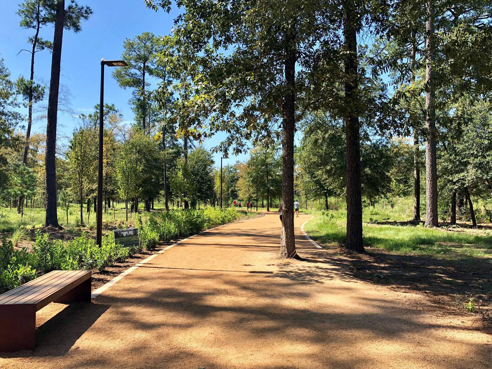 A Memorial Park makeover: Houston is working to improve ...
