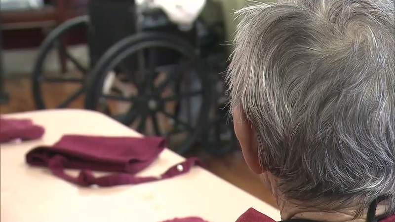 Assisted living facility director says her residents have yet to be vaccinated for coronavirus