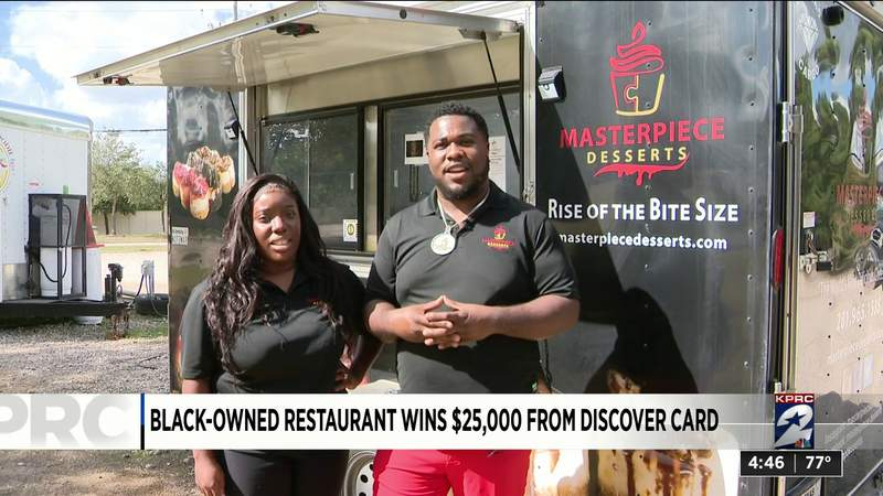Black-owned restaurant wins $25,000 from Discover card