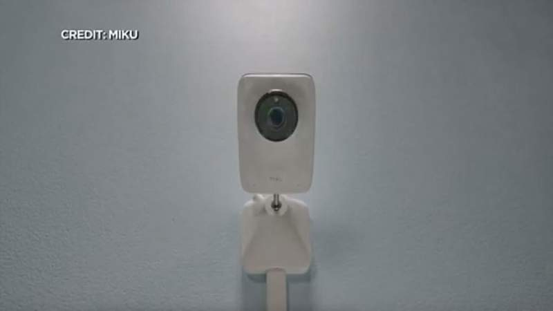 Doctors using baby monitors in fight against COVID-19