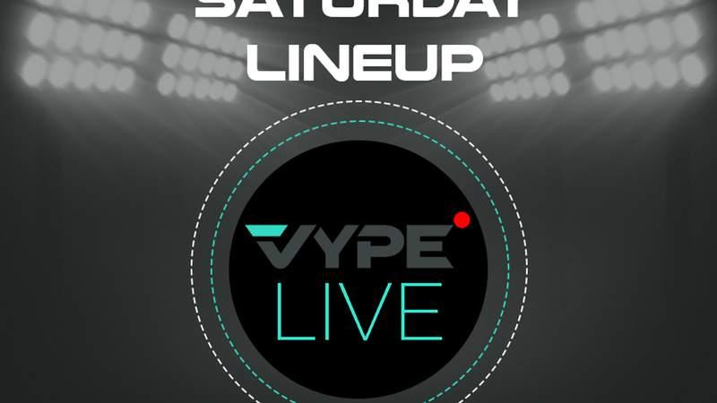 VYPE Live Lineup - 12/26/20