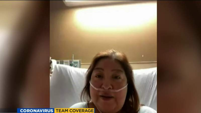 Houston woman catches COVID-19 twice, once after being fully vaccinated, as hospitals see spike in patients