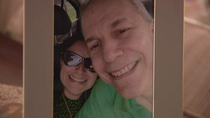Man and woman reconnect and fall in love decades after growing up next door to each other