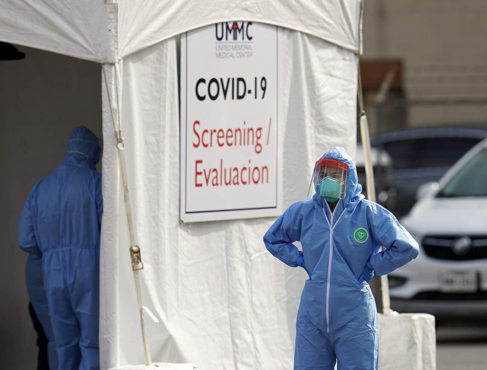 Hospital Admissions Suggest Most Coronavirus Cases Go Undetected In Houston Area Nbc News Report Says