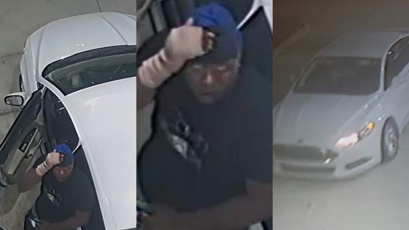 Do you recognize him? HPD asks for public's help identifying man accused of aggravated robbery and sexual assault