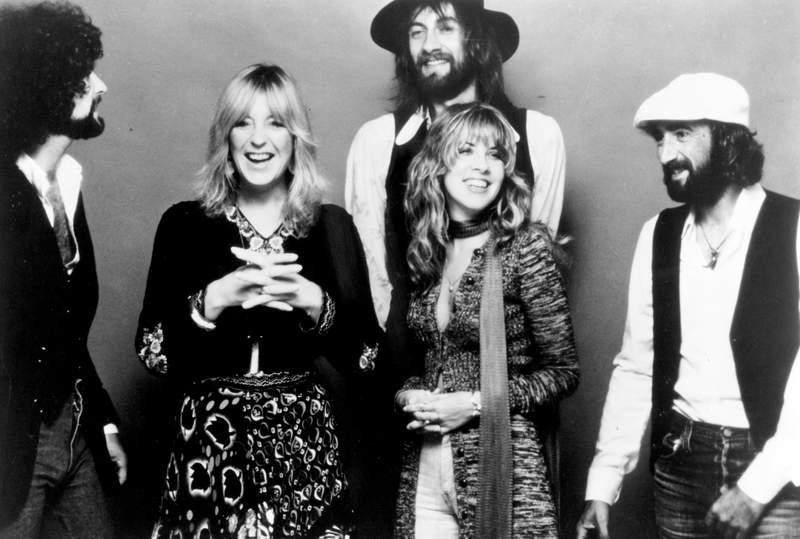 Fleetwood Mac in 1977.