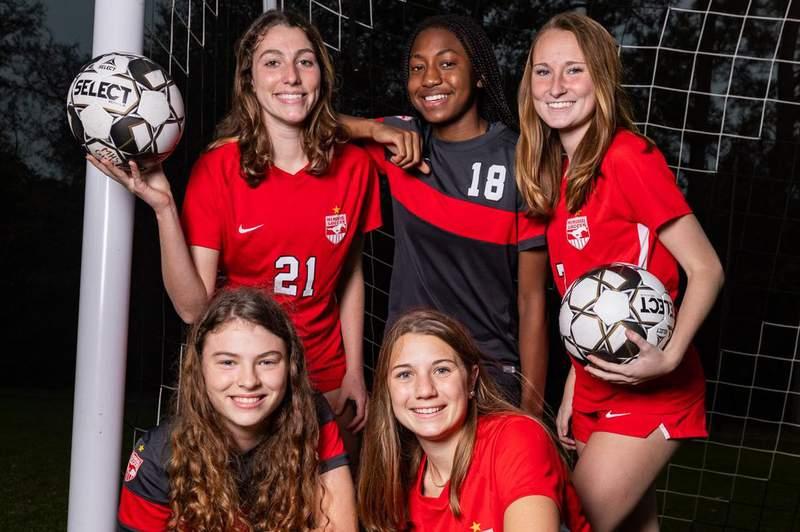 CORNER KICKS: Houston-area Girls Soccer teams faceoff in Regional Finals