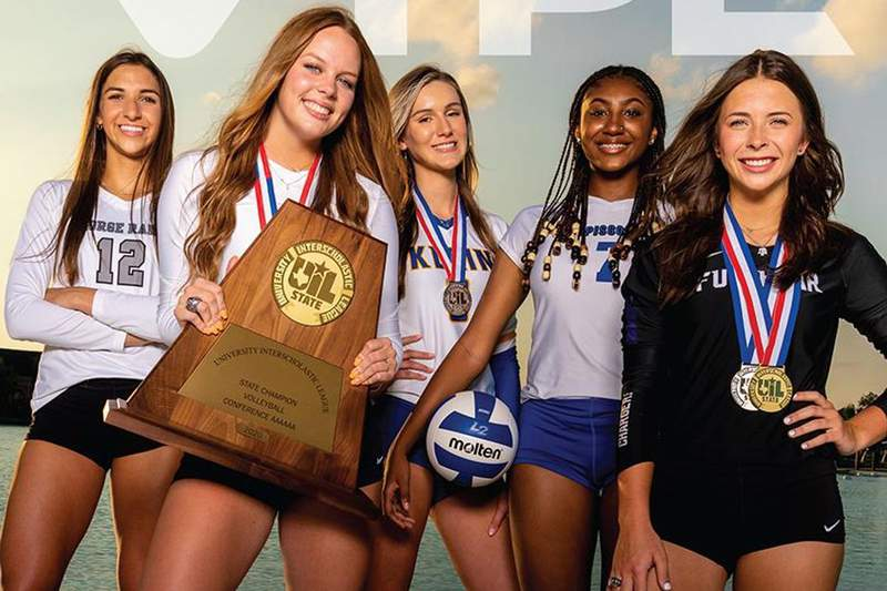 BLOCK PARTY: VYPE unveils 2021 Volleyball Preview Cover