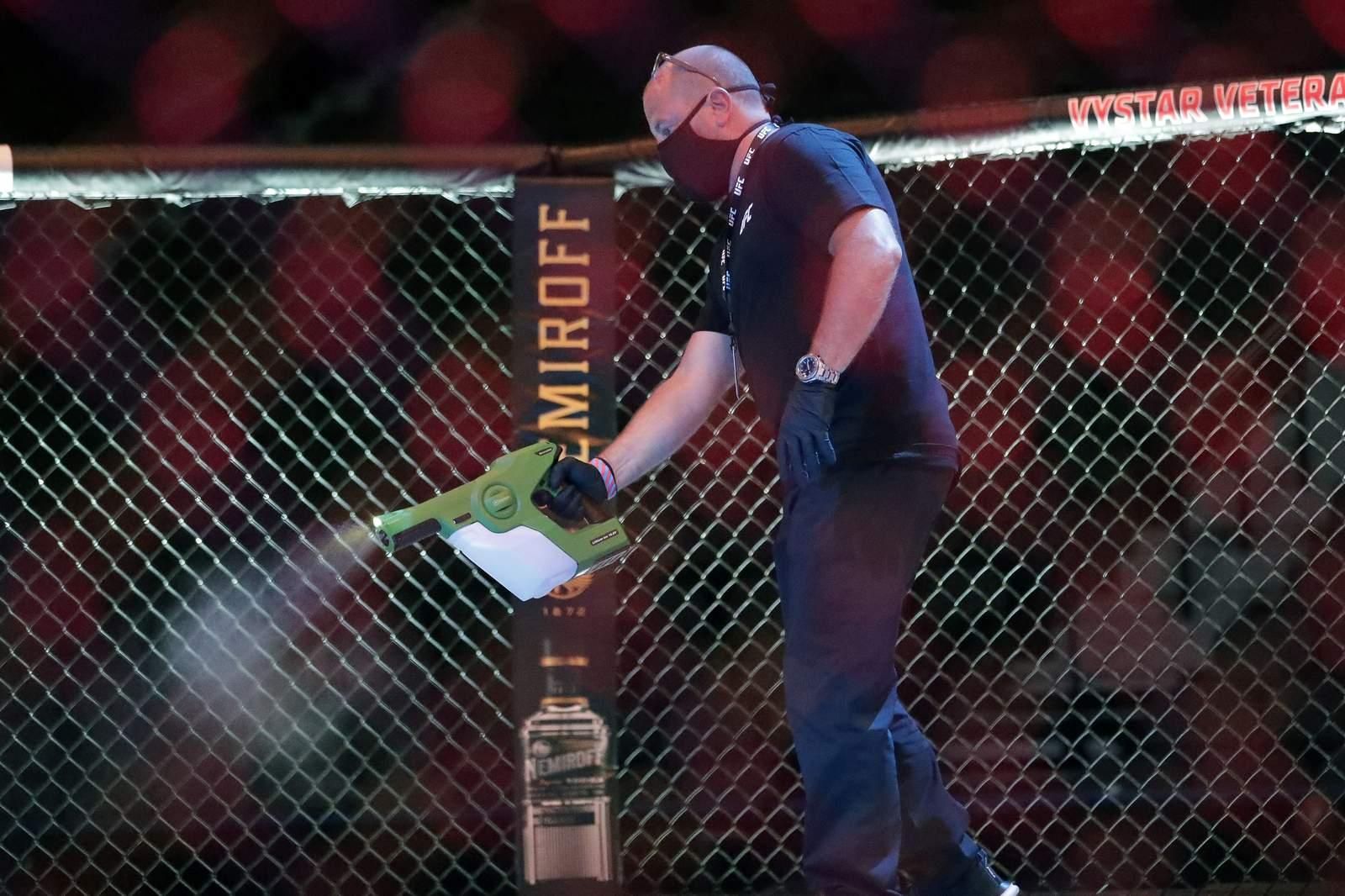 Walt Harris pierde la primera pelea de UFC desde la muerte de la hijastra 4