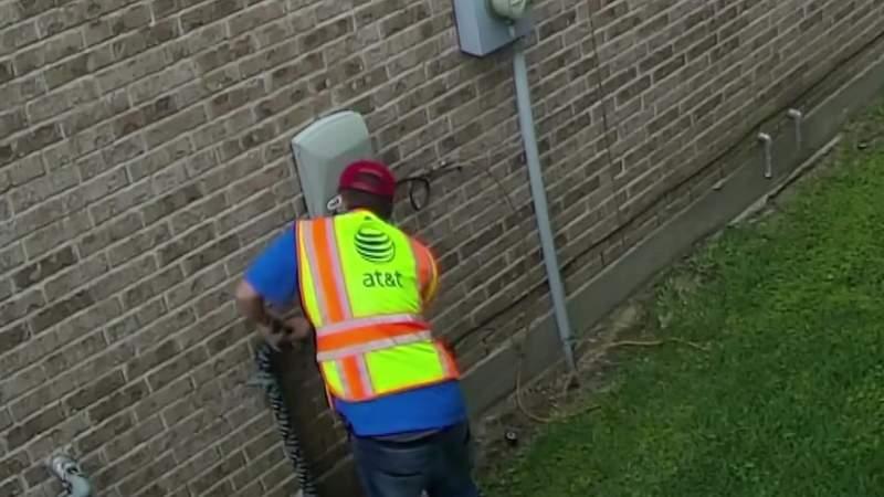 Backflow preventer thefts