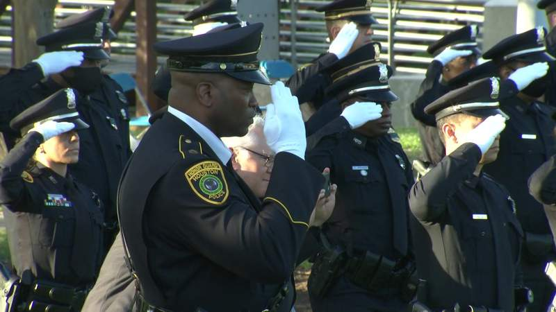 HPD honors officers who died in line of duty