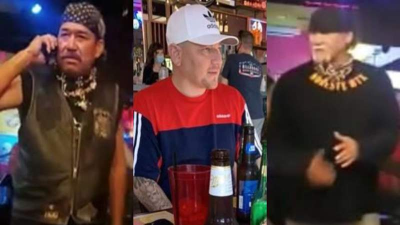 HPD seeking persons if interest after 1 killed, at least 1 other injured in shooting outside Houston bar
