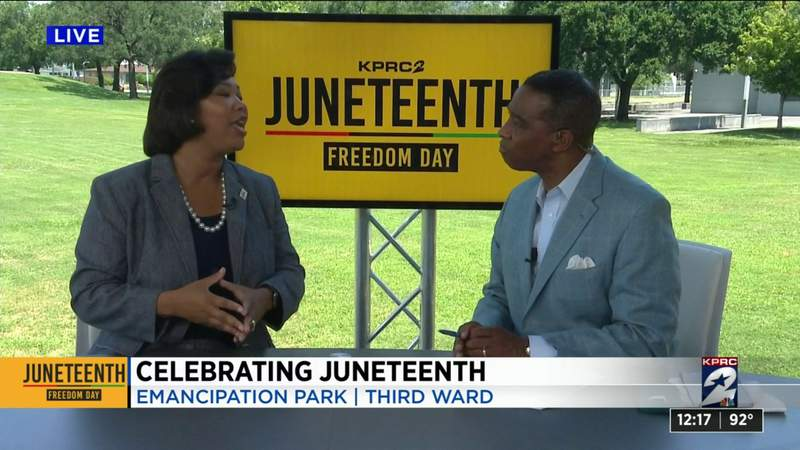 Celebrating Juneteenth: Interview with Courtney Johnson-Rose, Chair of Greater Houston Black Chamber Foundation