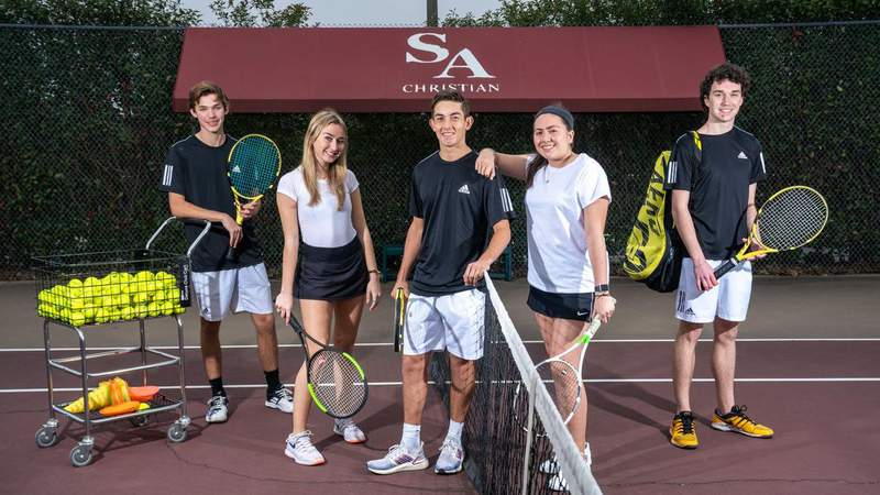 Behind the Scenes: SACS Spring Media Day