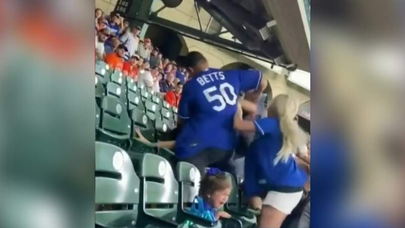 Ballpark brawl: This is what people are saying about that fight between Dodgers and Astros fans
