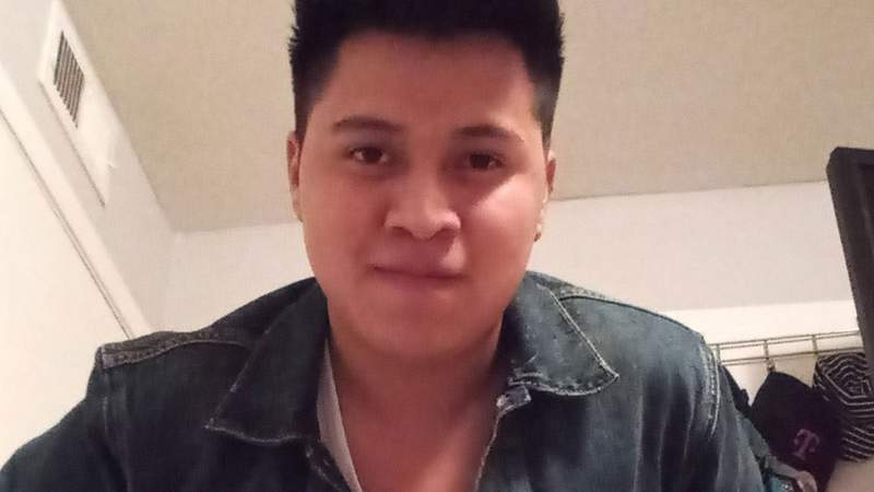David Ajanel Ixcayau, 20, charged with murder.