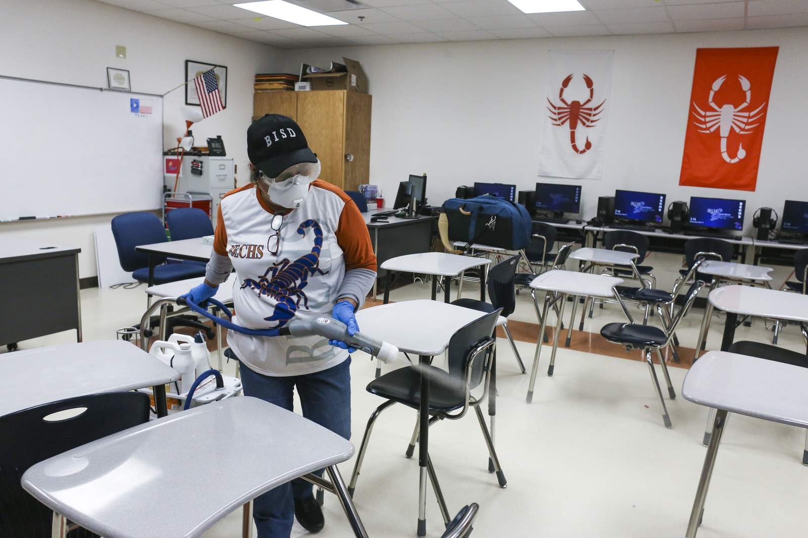 Texas Schools Will Reopen In The Fall But No One Knows Exactly How That Will Work