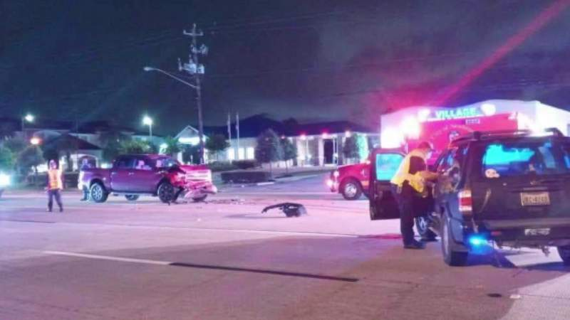 Police Sgt. accused of causing DWI crash