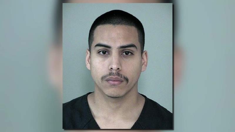 Hector Aaron Ruiz is charged with sexual assault and official oppression.