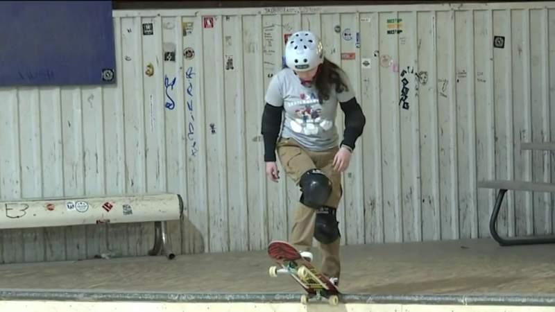17-year-old Jordan Santana sets sights on Tokyo Olympics | HOUSTON LIFE | KPRC 2