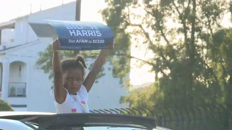 Houstonians React to Presidential Race