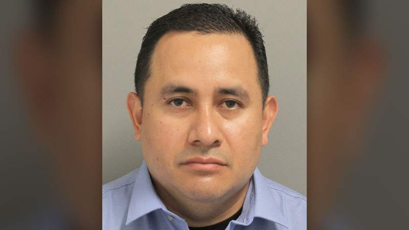 Juan Delacruz is seen in this Sept. 15, 2020, mug shot released by authorities.
