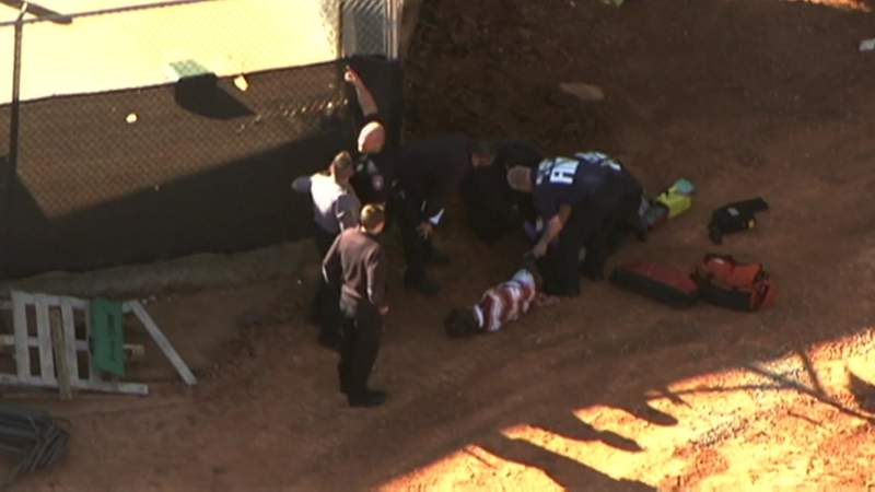 GF Default - Teen breaks legs after jumping from jet bridge to avoid arrest, police say