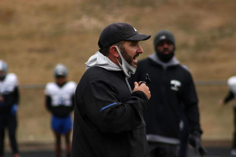 Nolan Catholic head coach David Beaudin responds to NCAA dead period extension