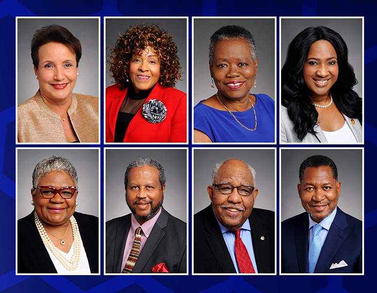 Meet the recipients of the Mayor's History Makers Awards.