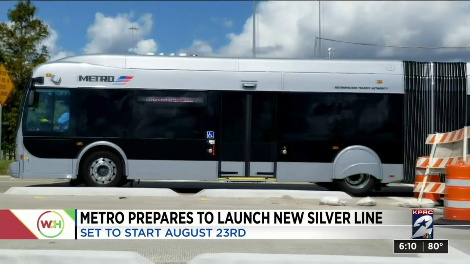 METRO prepares to launch new Silver Line in Uptown