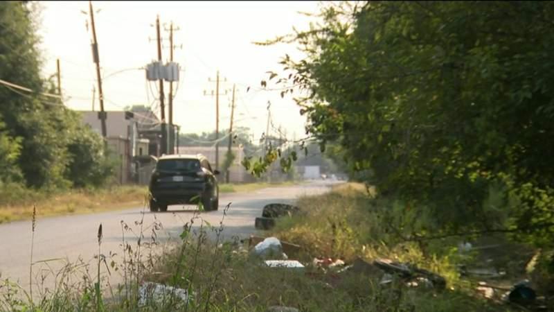 Neighborhood raises concerns about trash dumping