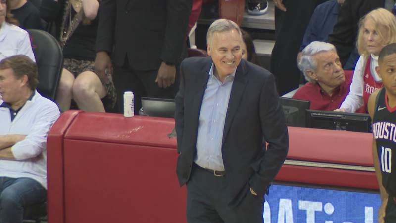 Mike D'Antoni Won't Return as Rockets Head Coach