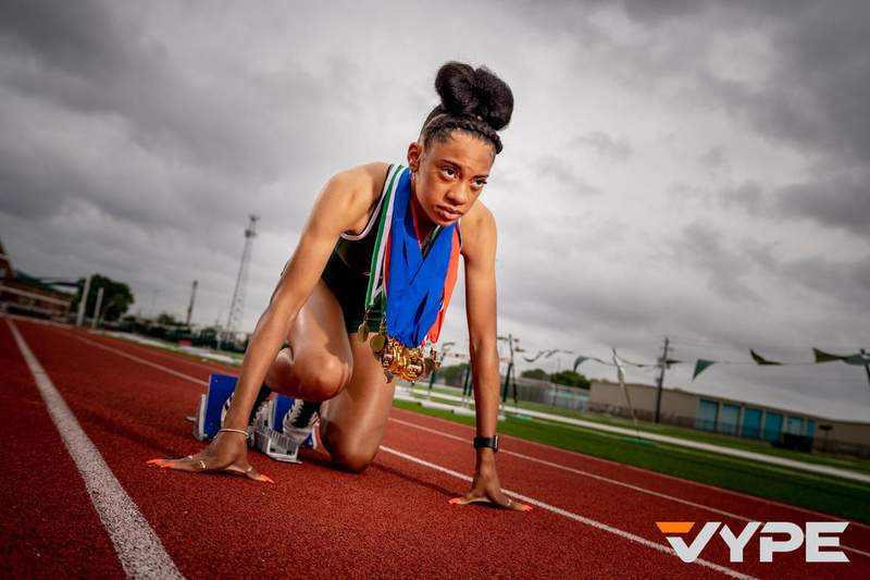 LSA's Ayana Smith has Olympic Dreams for her track career