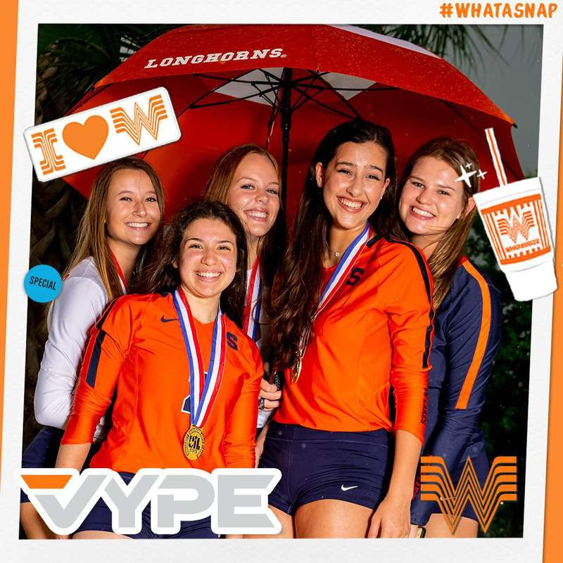 PHOTO GALLERY: Houston Volleyball Photoshoot #Whatasnap