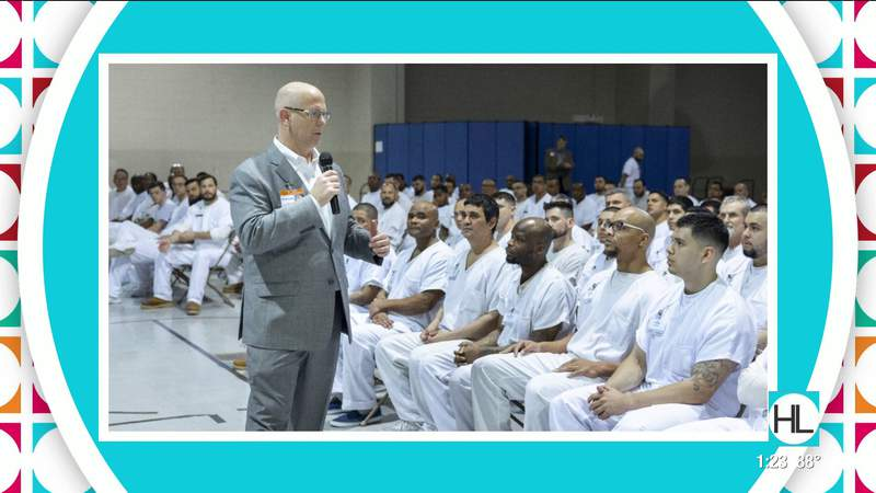 This Houston-based program offers a fresh start to reformed inmates | HOUSTON LIFE | KPRC 2