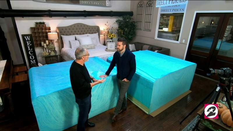 GF Default - The gift of a new mattress   HOUSTON LIFE   KPRC 2