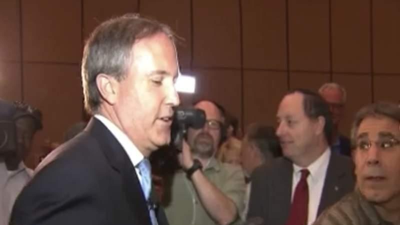 A.G. Ken Paxton sues 4 battleground states