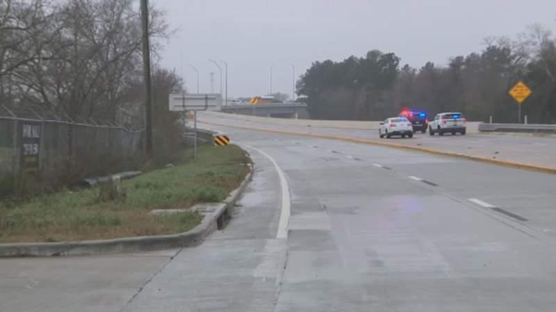 Icy road preparations across the Houston area