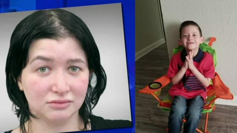 Mother accused of killing young son for insurance money