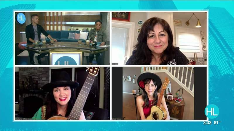 Get2Know The Texicana Mamas: Three singers honoring their Hispanic Heritage   HOUSTON LIFE   KPRC 2
