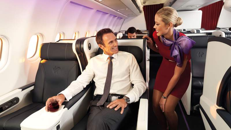 Virgin Australia was awarded Best New World Carrier and, with its partner airline, Virgin Atlantic, Best Cabin Crew in the 2016 Airline Excellence Awards.