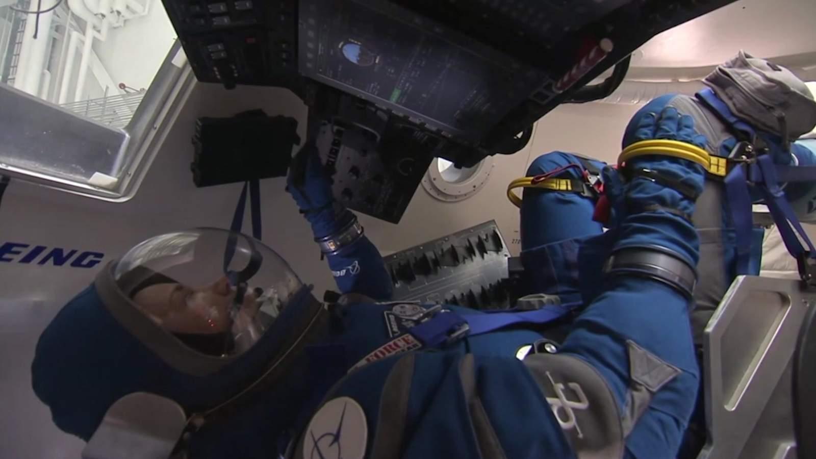 Take a look inside NASAs commercial crew program