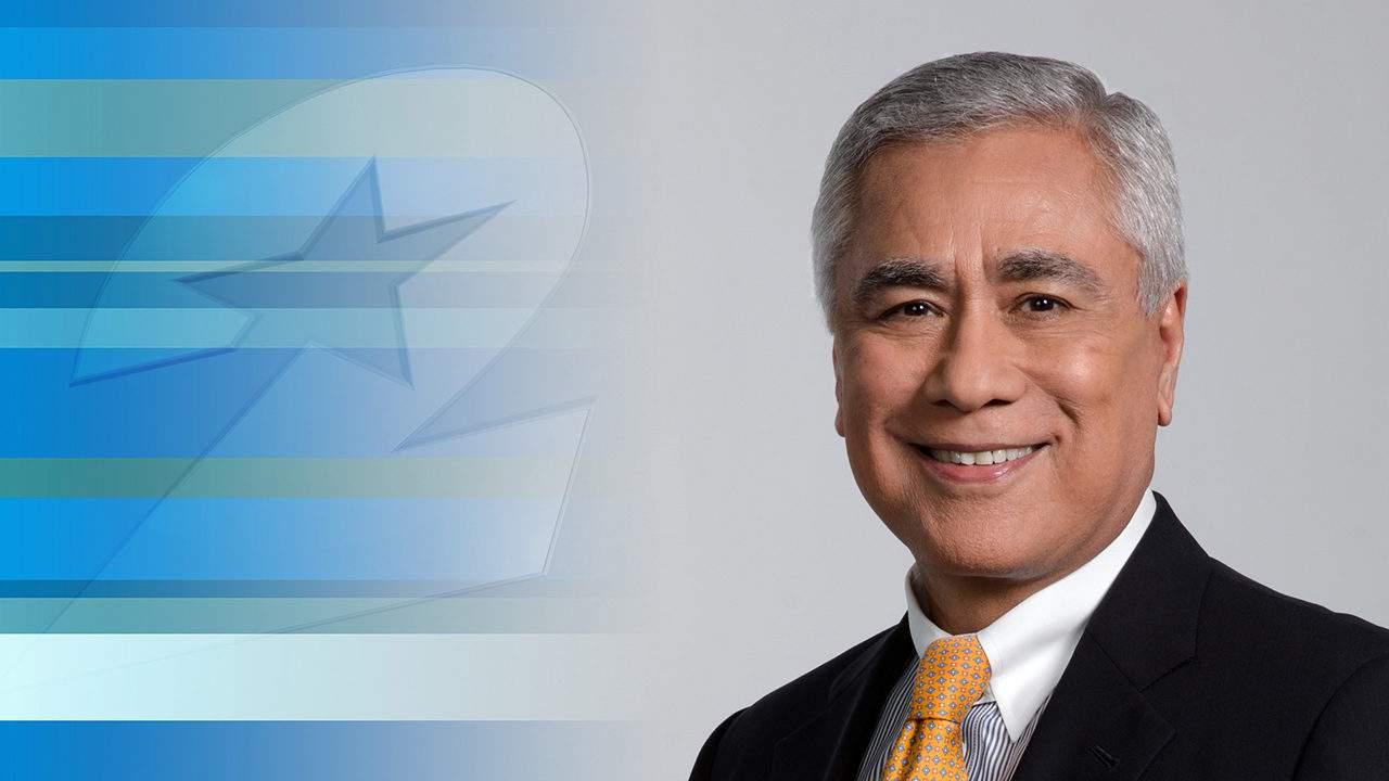 US Representative Sylvia Garcia honored retired KPRC 2 anchor Bill Balleza last week